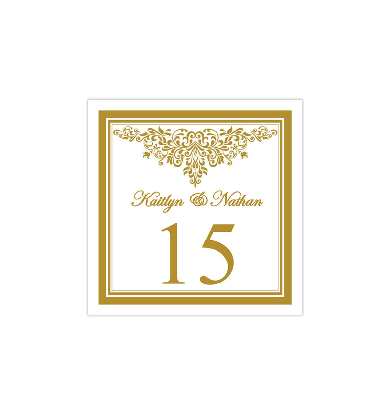printable table number template anna maria gold tent wedding