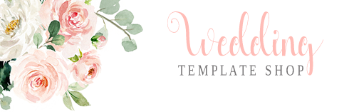 Wedding Template Shop