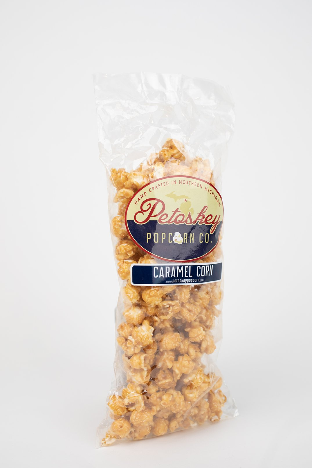 Petoskey Popcorn Co. caramel corn from Murdick's