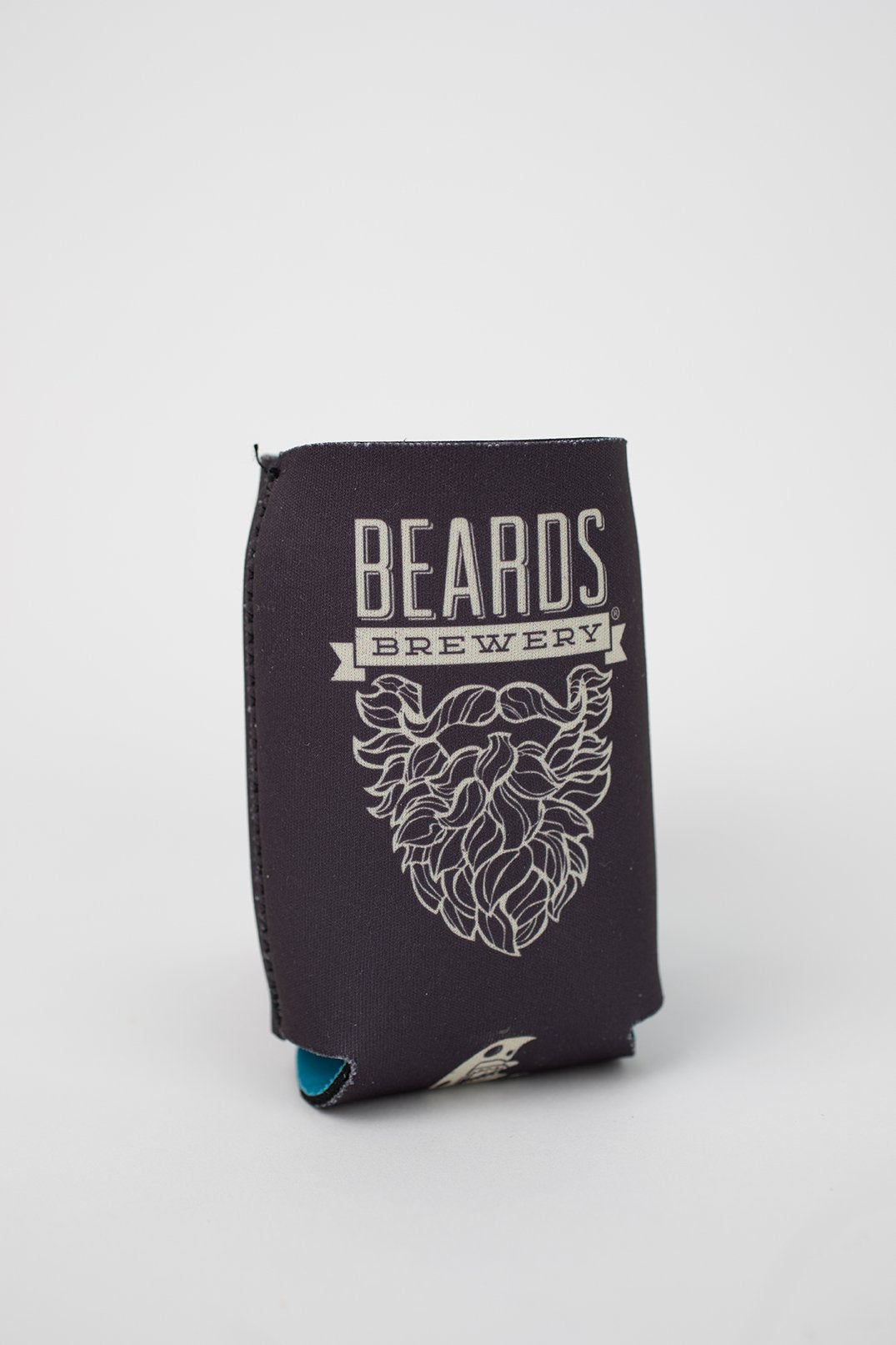 Beards Brewery koozie