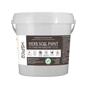 02HSP102 LAVENDER - HERB SOIL PAINT