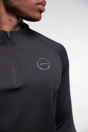 Essential Jumper In Black