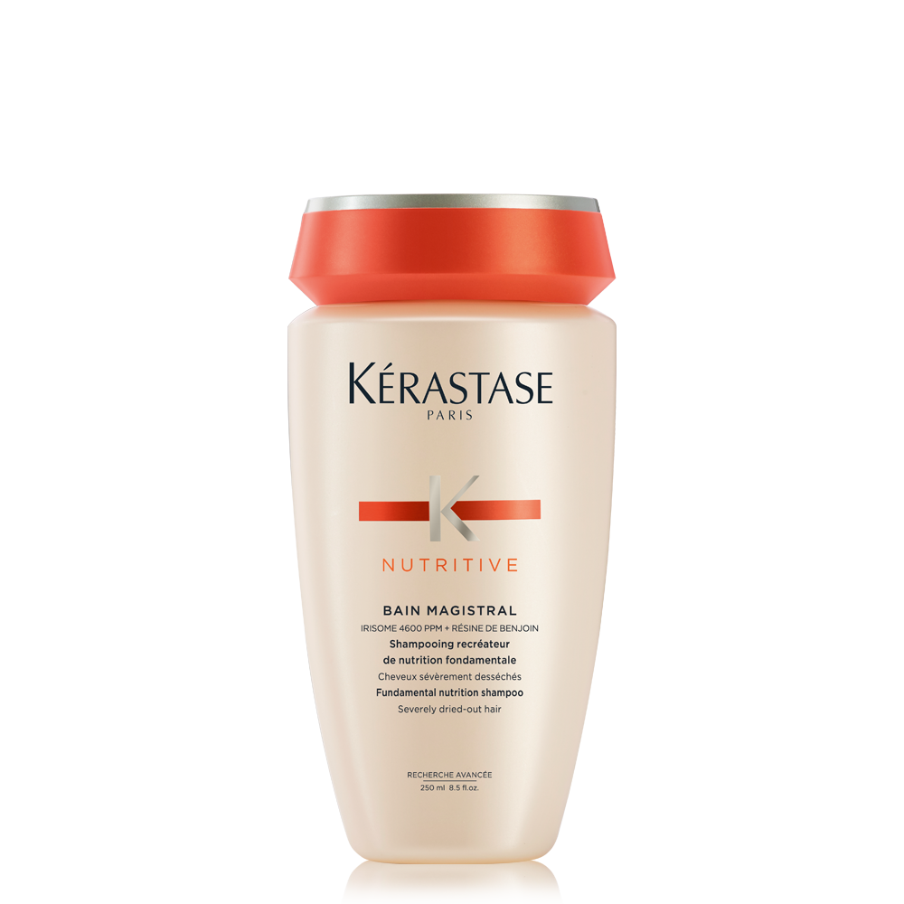 Kérastase Nutritive Bain Magistral Shampoo For Severly Dry Hair 8.5 fl oz / 250 ml