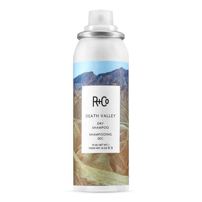 TRAVEL DEATH VALLEY Dry Shampoo