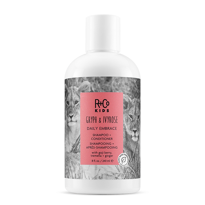 R+CO X GRYPH & IVYROSE DAILY EMBRACE SHAMPOO + CONDITIONER