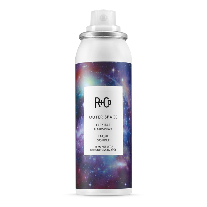 TRAVEL OUTER SPACE Flexible Hairspray