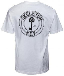 Skeleton Key T Shirt Factory Dot