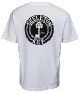 Skeleton Key T Shirt Dot