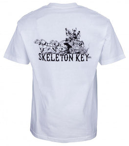 Skeleton Key T Shirt Stagecoach