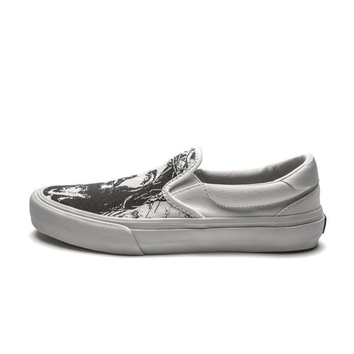 SNEAKERS & SKATE SHOES | STRAYE VENTURA WHITE JESUS