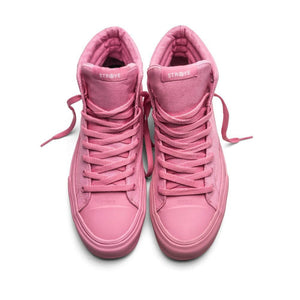 SNEAKERS & SKATE SHOES | STRAYE VENICE HI RAINBOW PINK