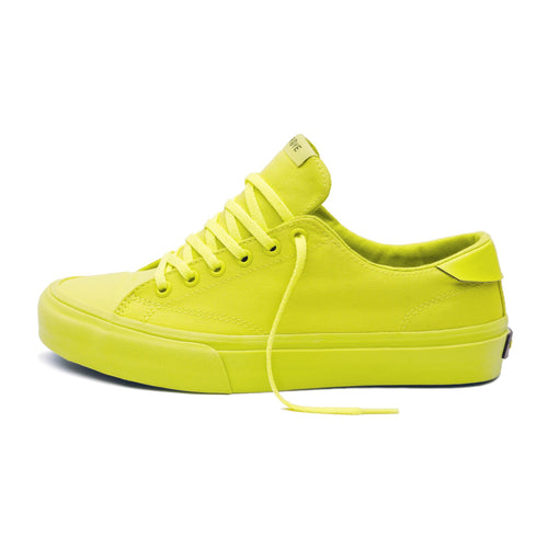 SNEAKERS & SKATE SHOES | STRAYE STANLEY SAFETY YELLOW