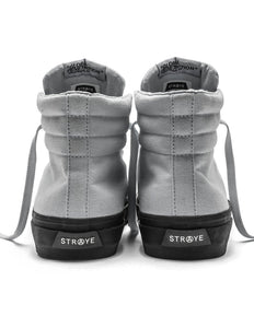 SNEAKERS & SKATE SHOES | STRAYE  VENICE FROST BLACK