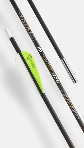 DAY SIX HD 275 Carbon Arrows 1 doz.