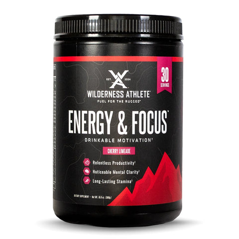 ENERGY & FOCUS TUB