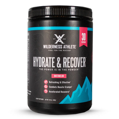 HYDRATE & RECOVER® TUB