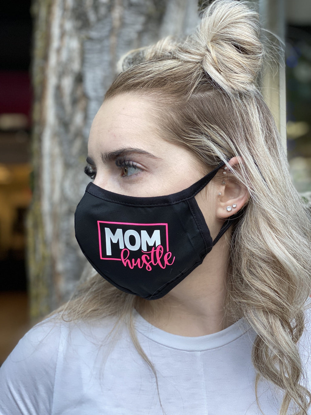 Mask - Mom Hustle