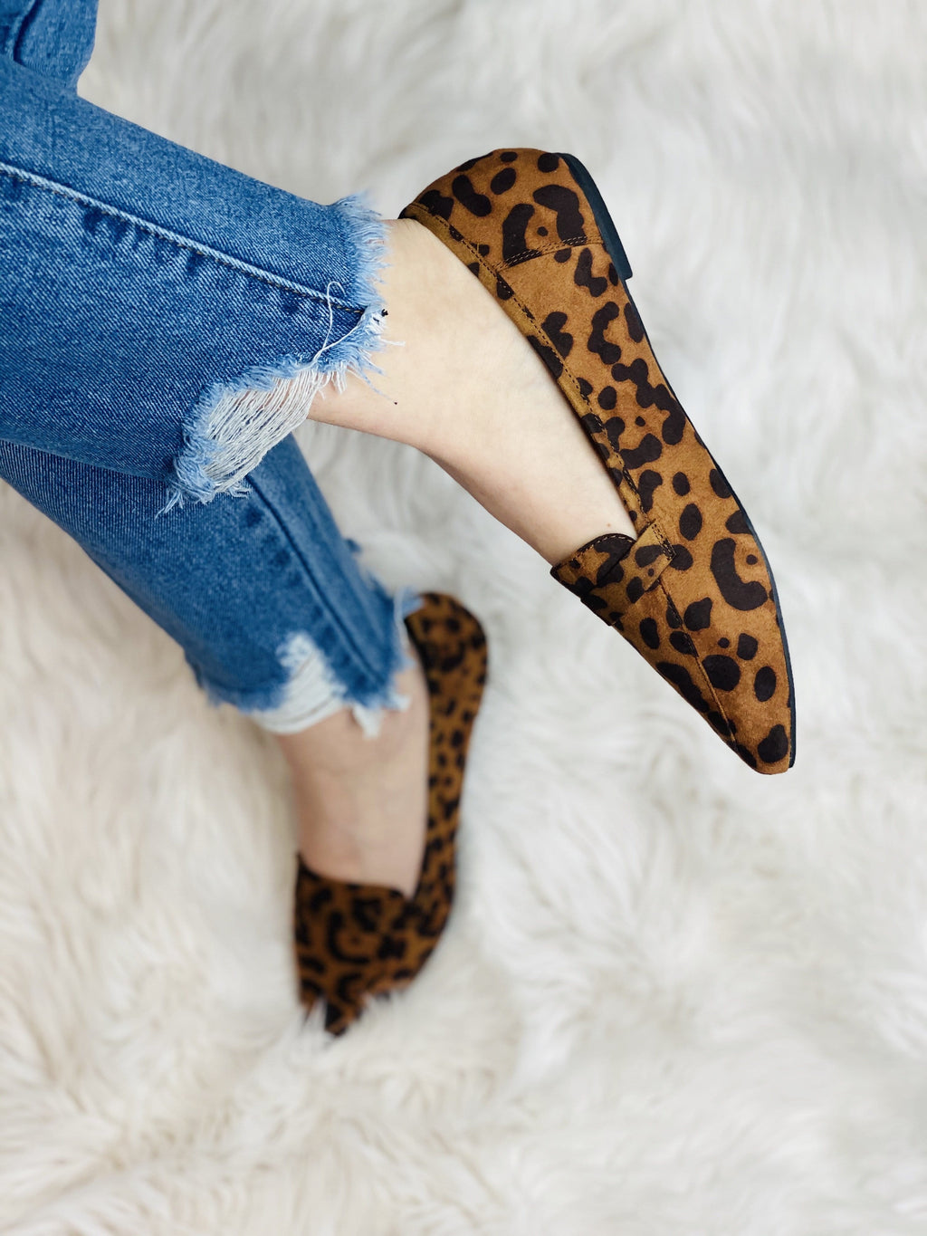 Leopard Loafers - bigcityboutique