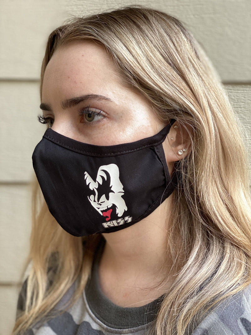 Washable & Reusable Mask - KISS