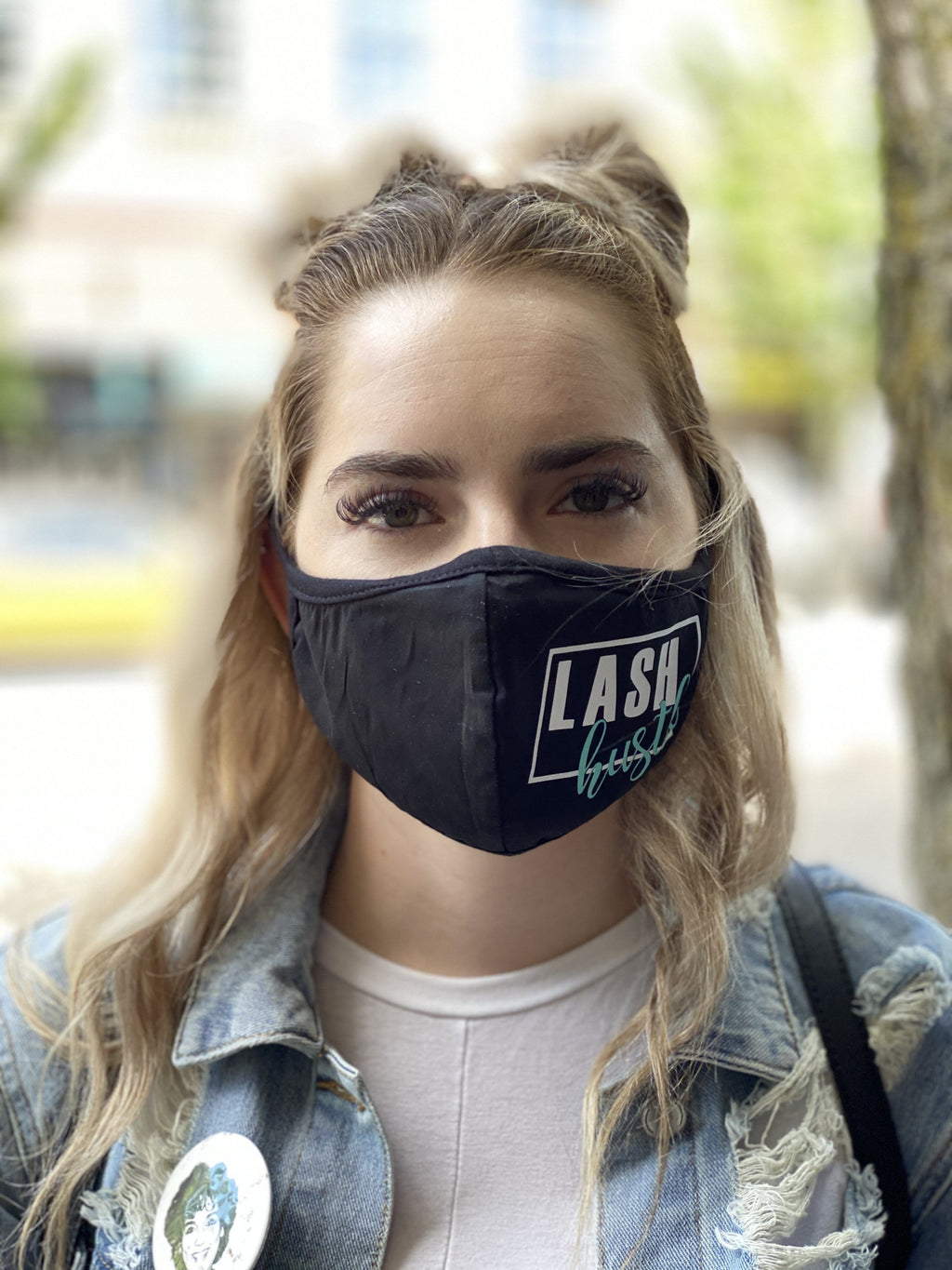Mask - Lash Hustle