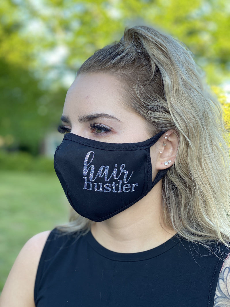Washable & Reusable Mask - Hair Hustler