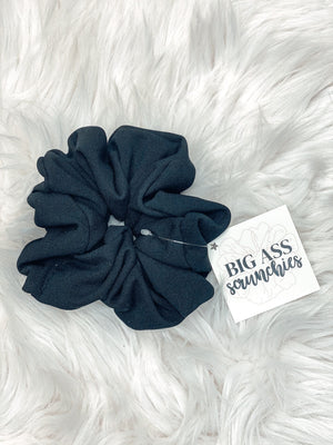 Big Ass Scrunchie- Black