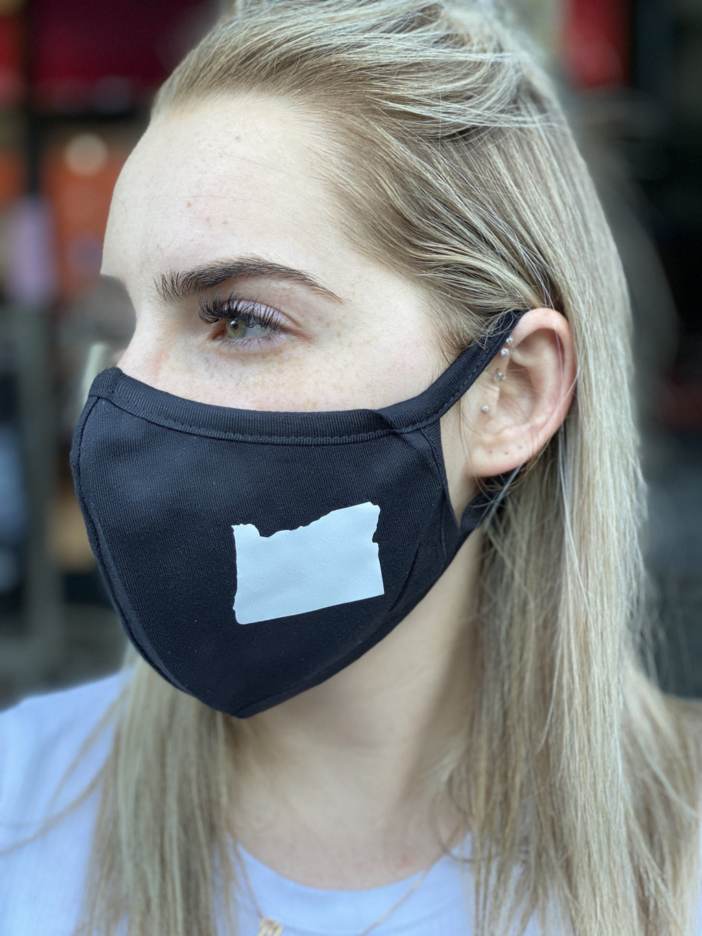 Mask - Oregon State