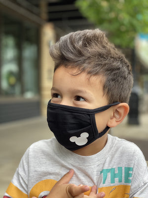 Washable & Reusable Mask - KIDS Mickey Mouse