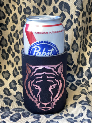 Tiger Koozie - Black
