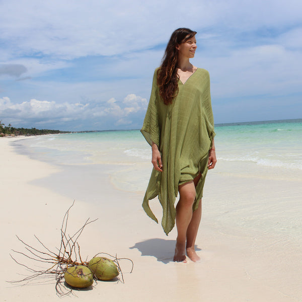Caftan dress Simple