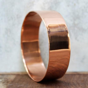 Copper Thick Bracelet