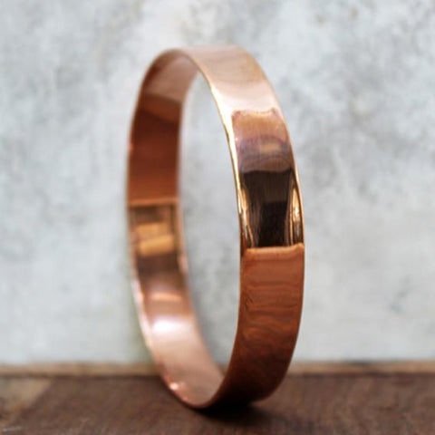 Copper Thin Bracelet