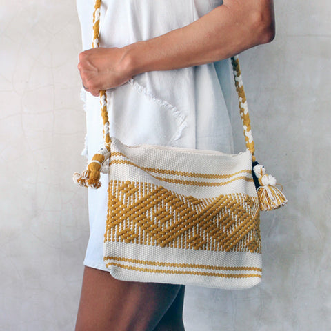 Handwoven Crossbody