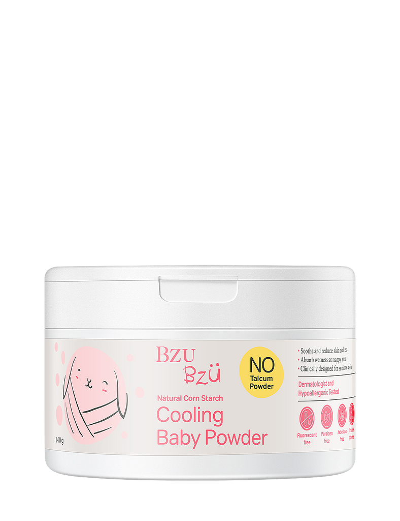 Cooling Baby Powder 140g