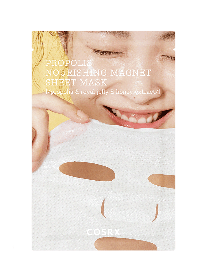 Full Fit Propolis Nourishing Magnet Sheet Mask 21ml