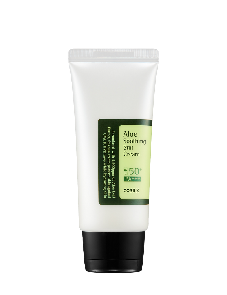 Aloe Soothing Sun Cream SPF50 PA+++ 50ml