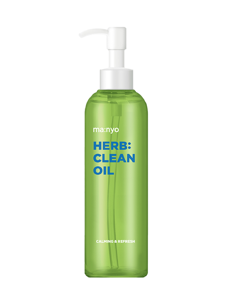Herb Green Cleansing Oil 200ml