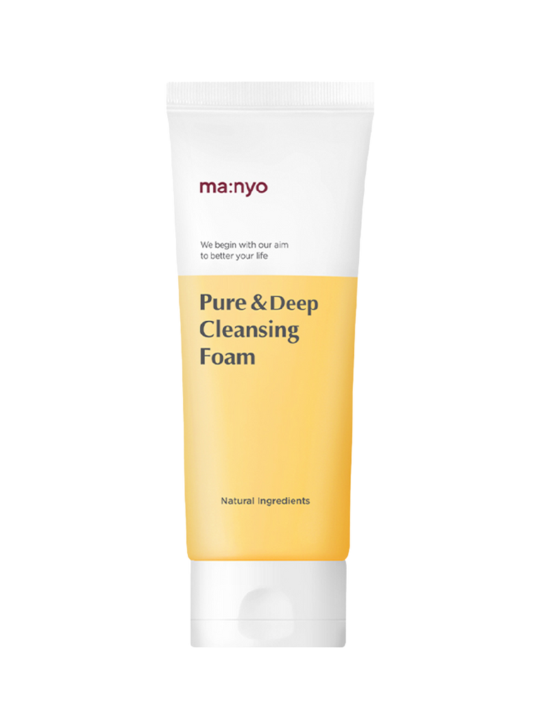 Pure & Deep Cleansing Foam 100ml