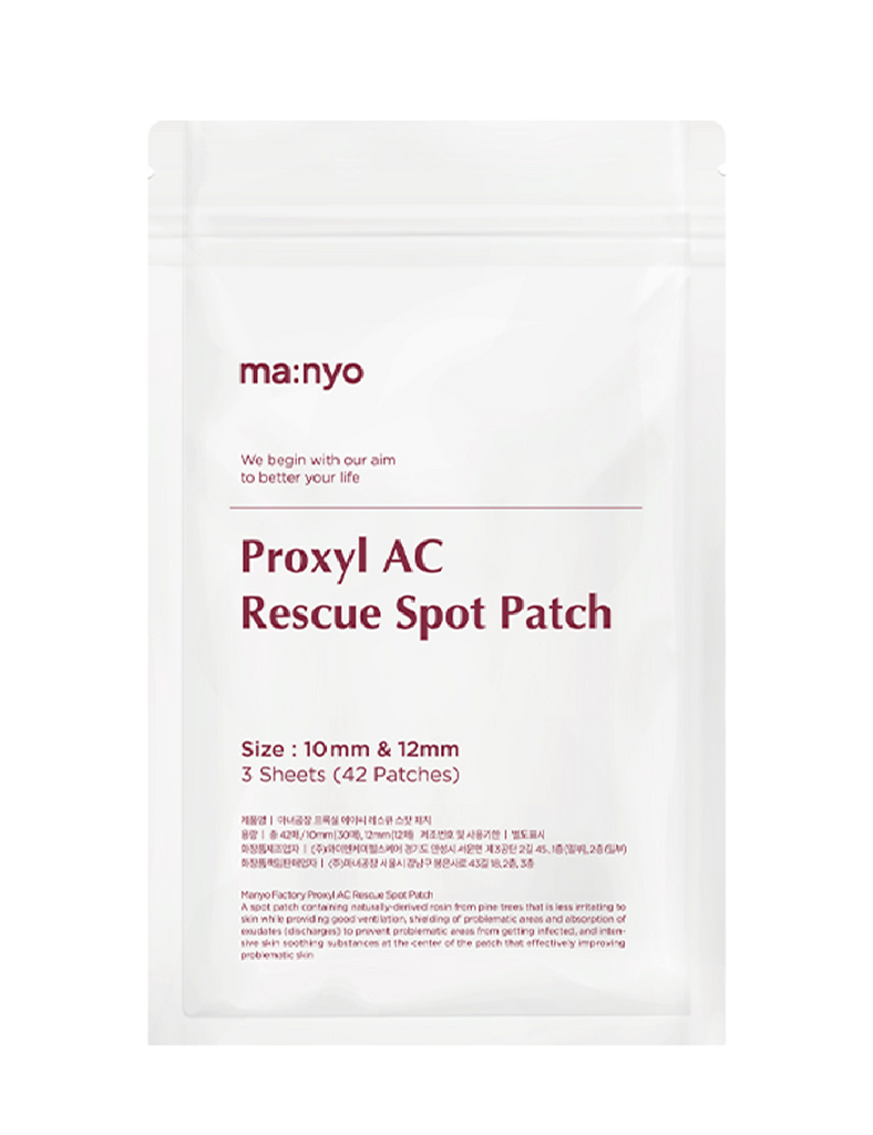 Proxyl AC Rescue Spot Patch 42patches