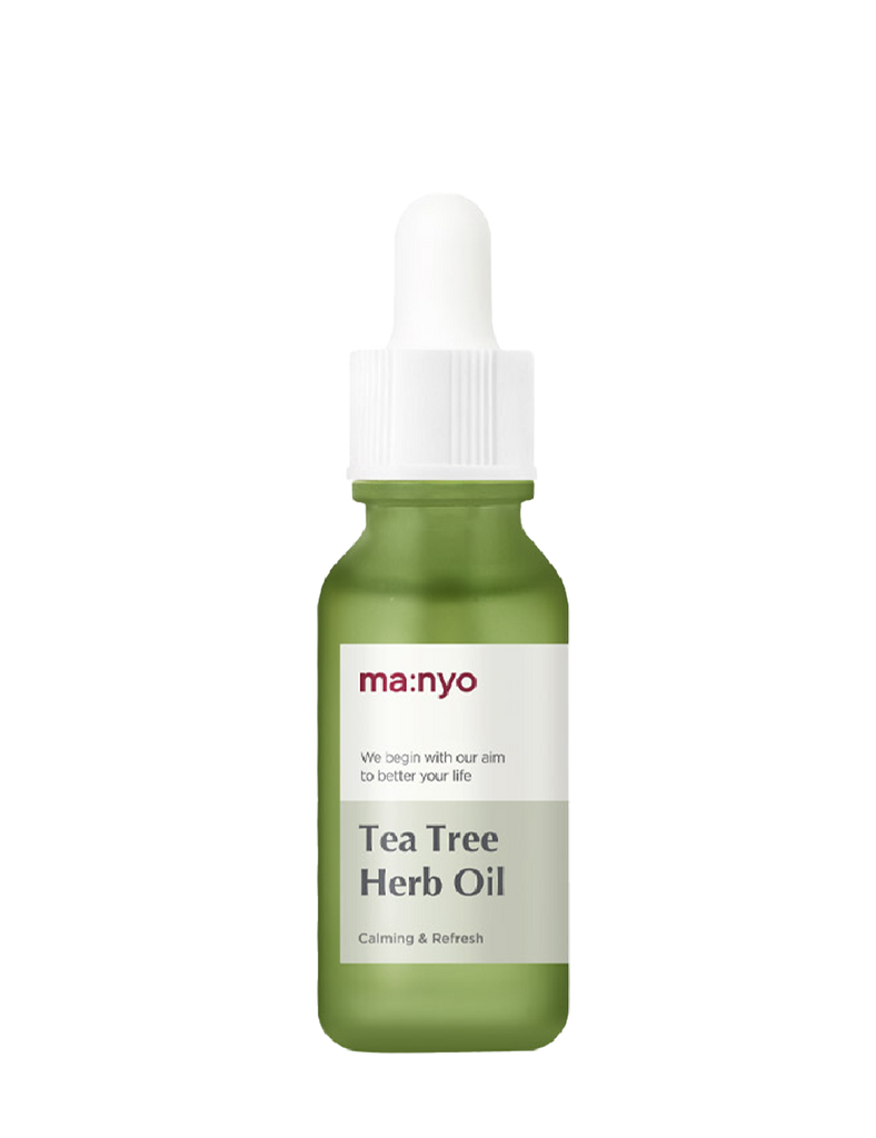 Tea Tree Herb Oil 20ml