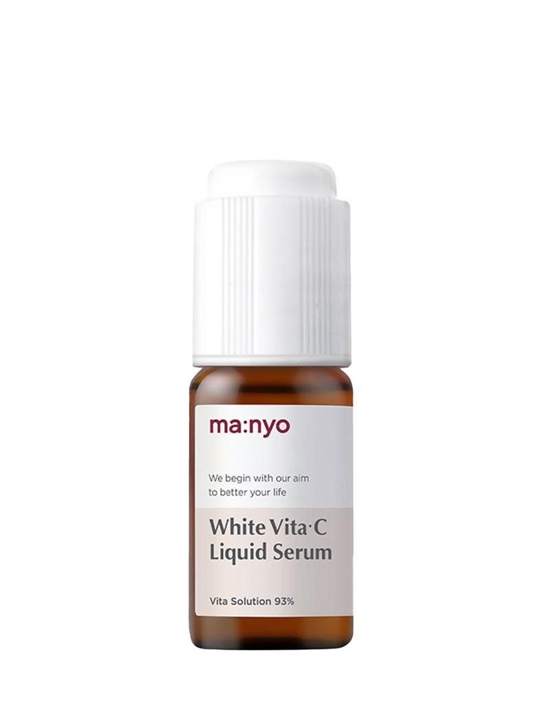 White Vita C Liquid Serum 10ml