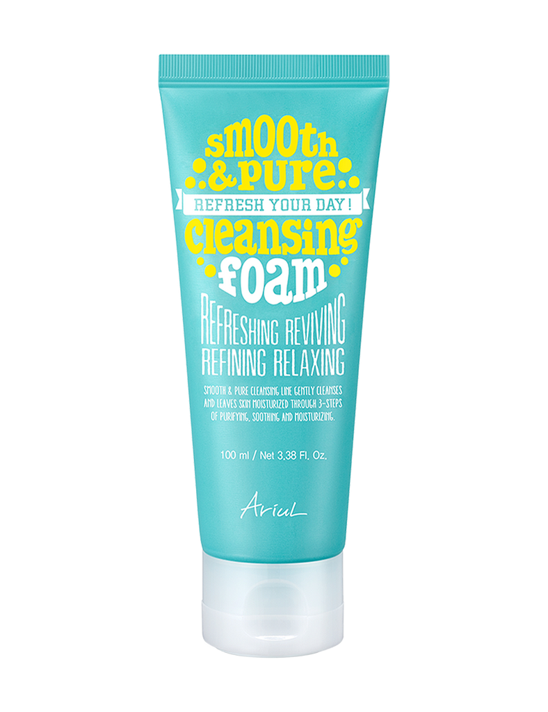 Smooth & Pure Cleansing Foam 100ml