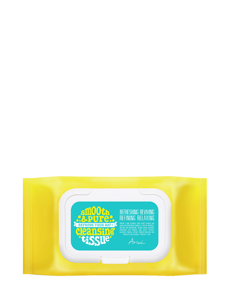 Smooth & Pure Cleansing Tissue 45 sheets