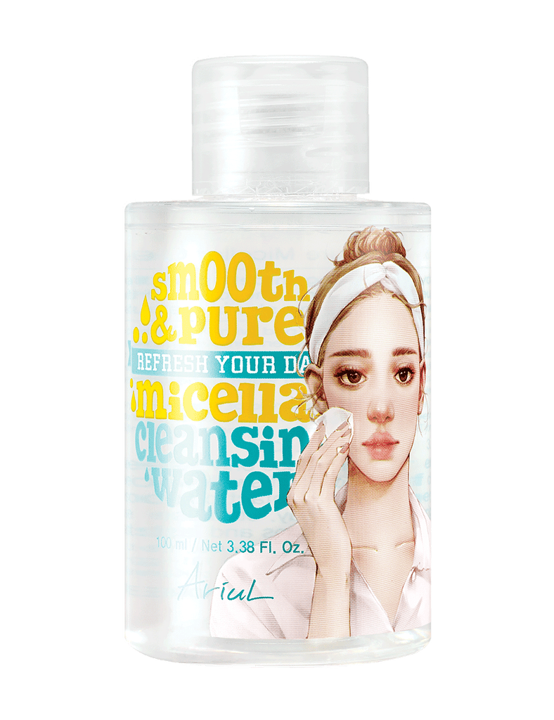 Smooth & Pure Micellar Cleansing Water 100ml