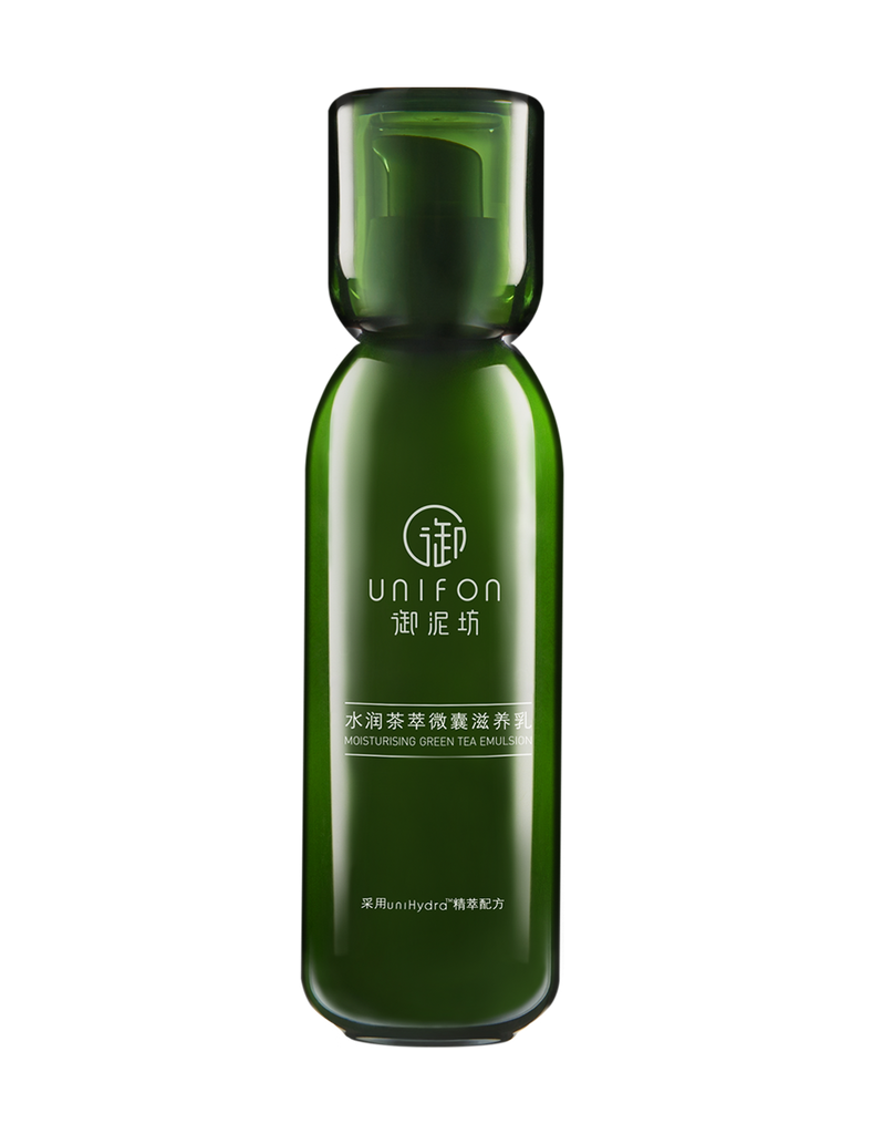 Moisturizing Green Tea Mild Facial Emulsion 120ml