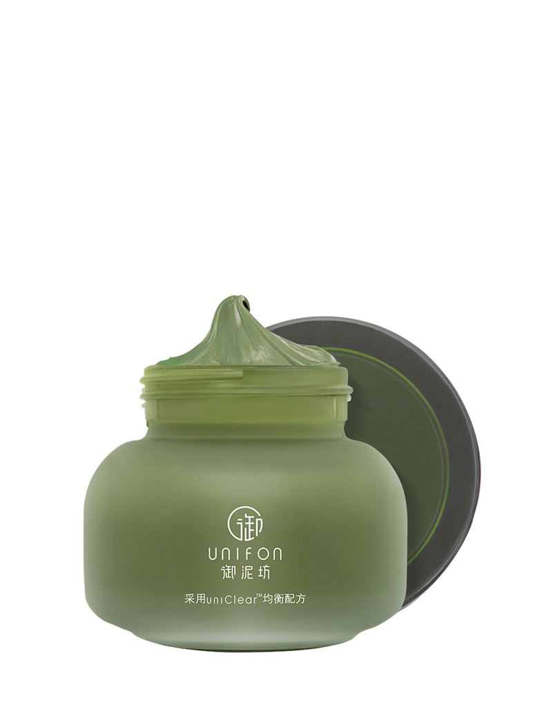 Pore Minimizing Green Bean Mud Facial Mask 90ml