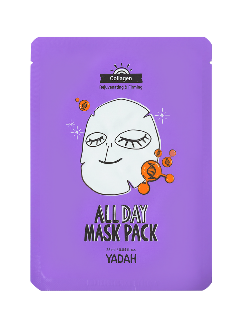 All Day Mask Pack - Collagen 25ml