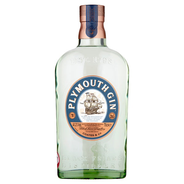 Plymouth Gin The Original Strength English Gin 70cl