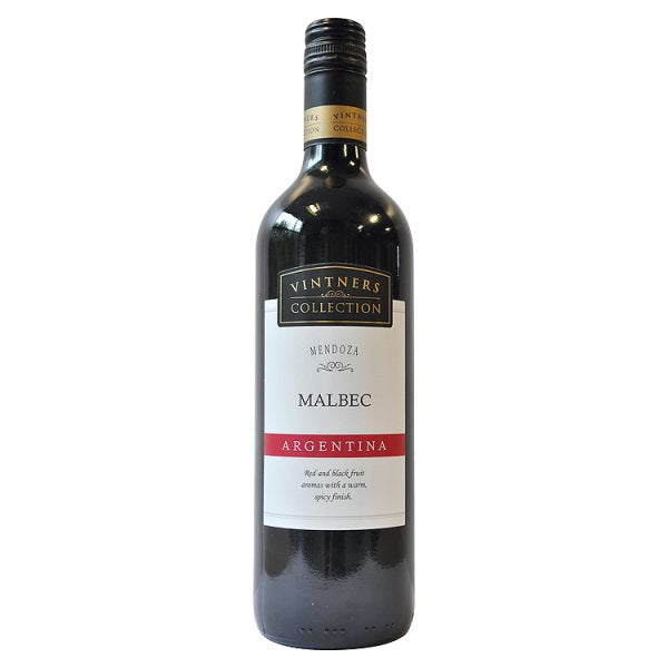Vintners Collection Argentinan Malbec 75cl