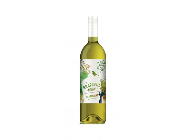 Grapeful Dead Chardonnay 75cl Case x 6